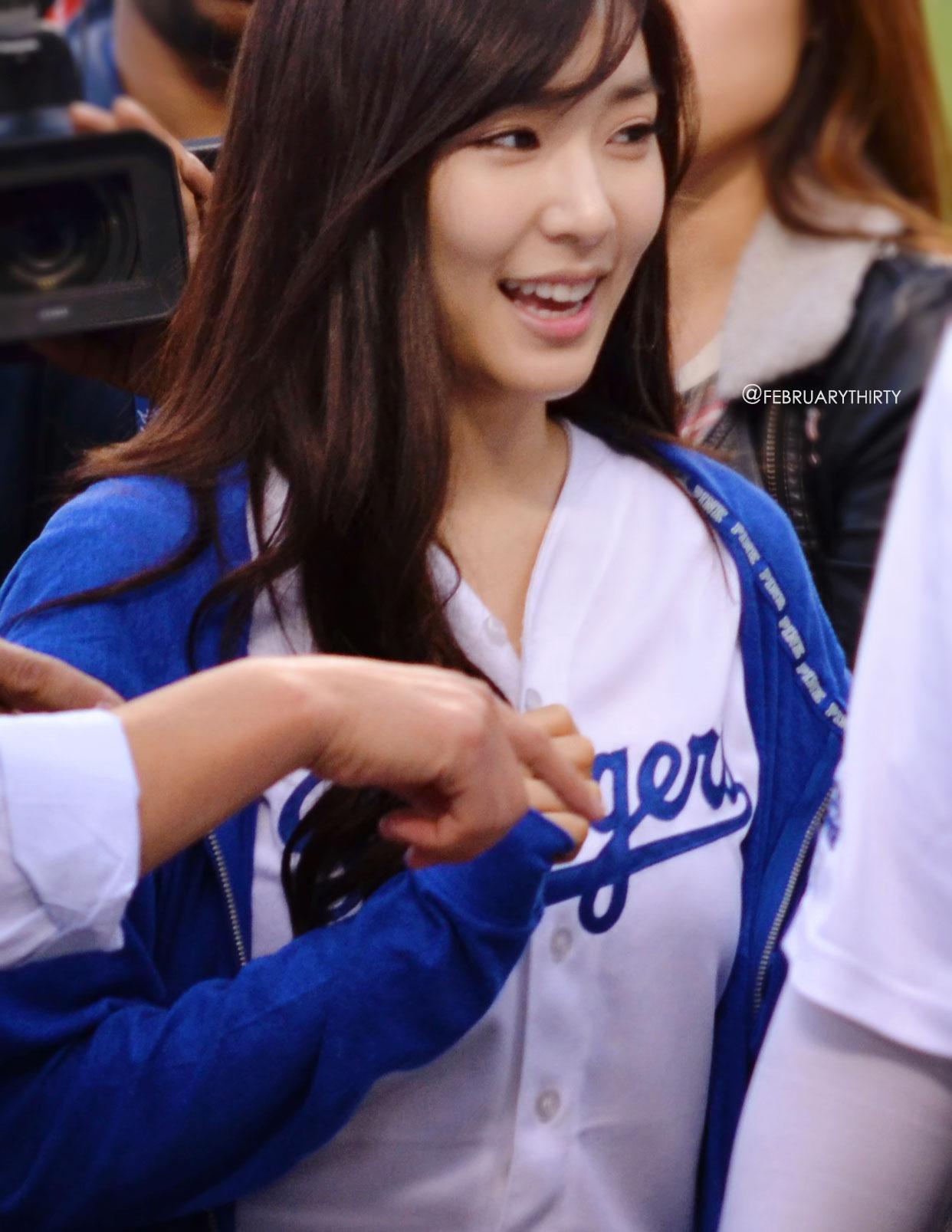 Tiffany Dodgers fanfare
