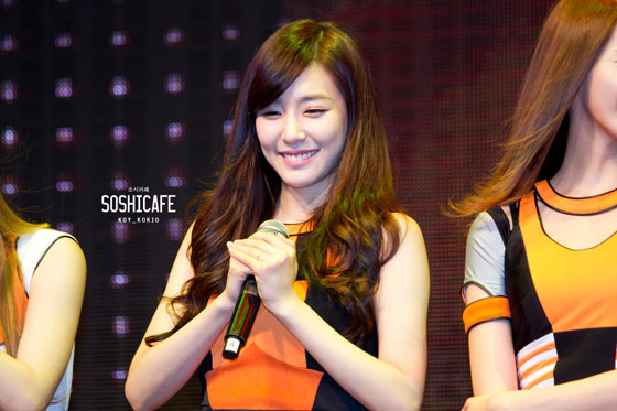 SNSD Tiffany Thailand True Beyond event