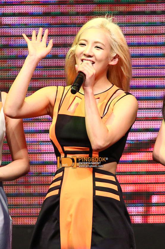 SNSD Hyoyeon Thailand TrueMove H