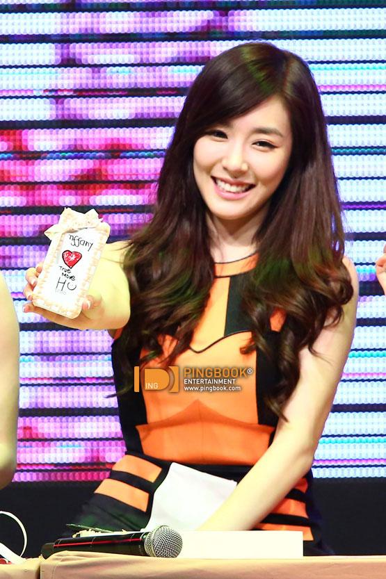 SNSD Tiffany Thailand TrueMove H