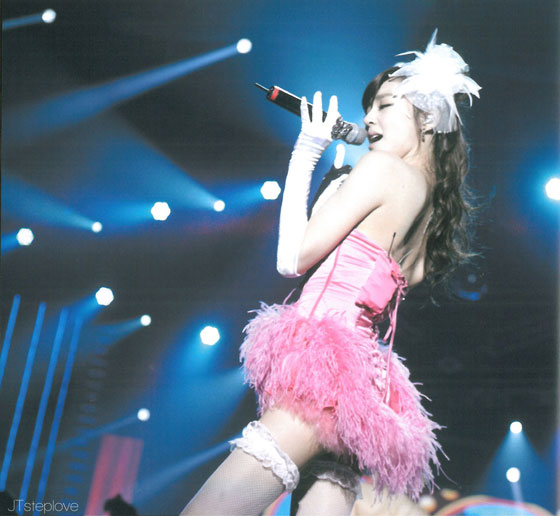 Tiffany 2011 Girls Generation Tour photobook