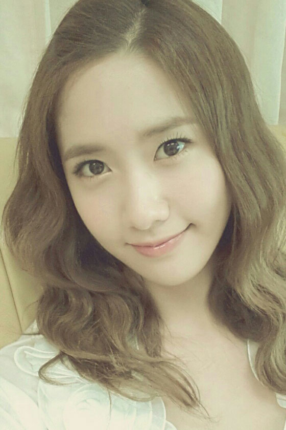 SNSD Yoona UFO Town selca picture