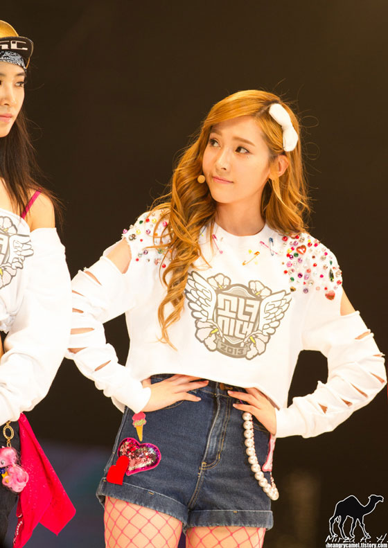 SNSD Jessica Asia Style Collection