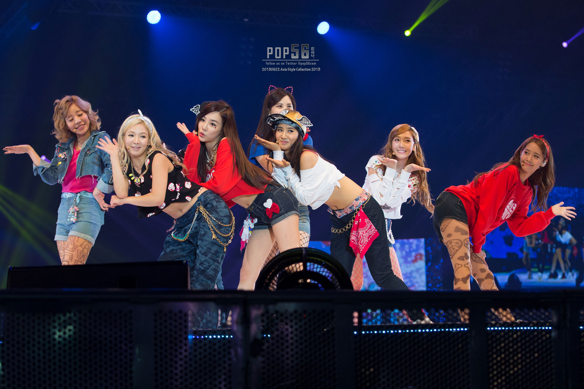 SNSD Asia Style Collection HD