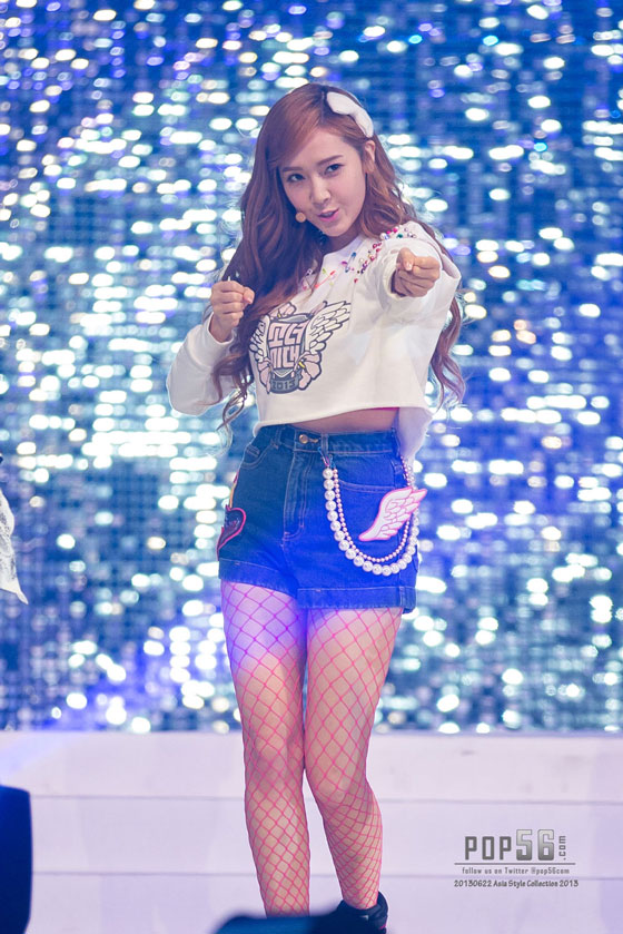 SNSD Jessica Asia Style Collection HD