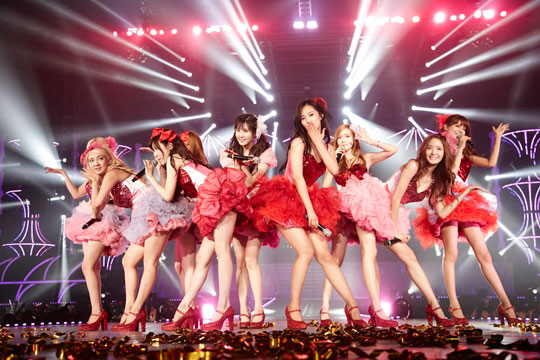 SNSD Seoul Tour Best of 2013