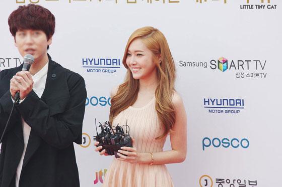 SNSD Jessica Korea Musical Awards