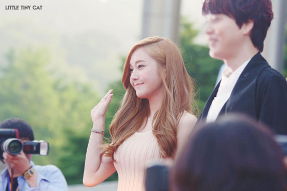 SNSD Jessica Korea Musical Awards