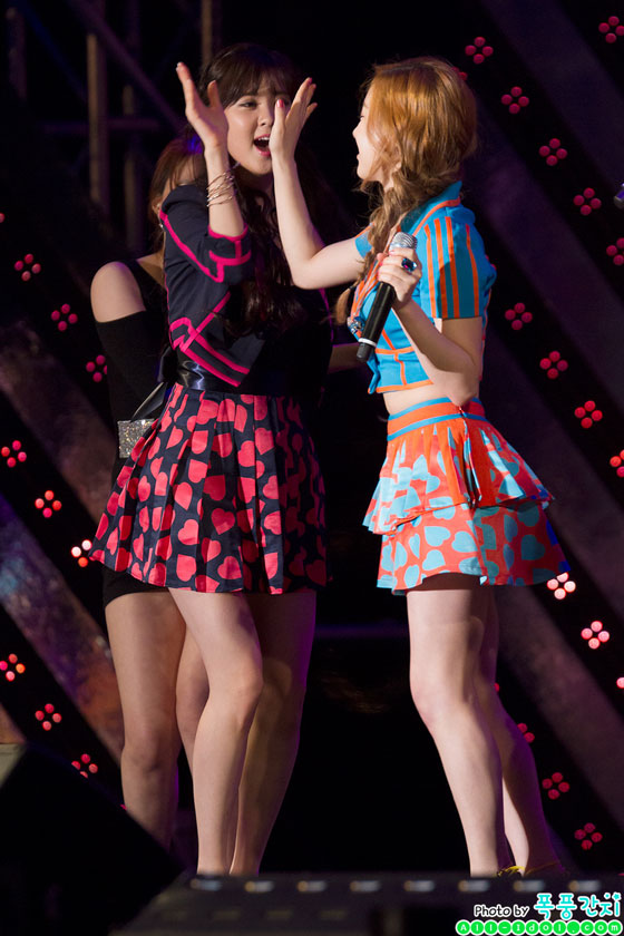 Girls Generation Seohyun Pyeongtaek Jobs Concert