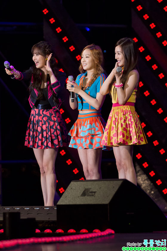 Girls Generation TTS Pyeongtaek Jobs Concert