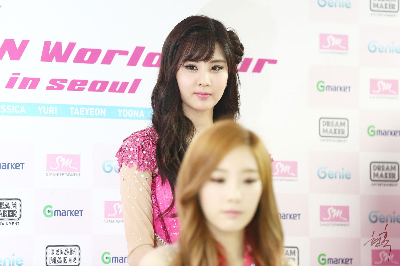 Seohyun @ World Tour 2013 Seoul