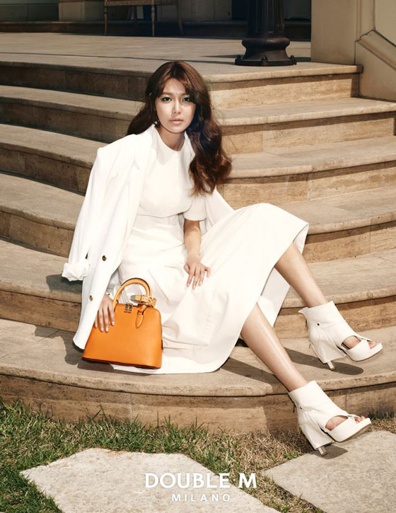 Sooyoung DoubleM hot summer lookbook