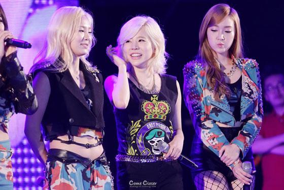 SNSD Sunny Yakult Korea Festival 2013
