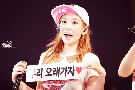 SNSD Taeyeon World Tour 2013 Seoul