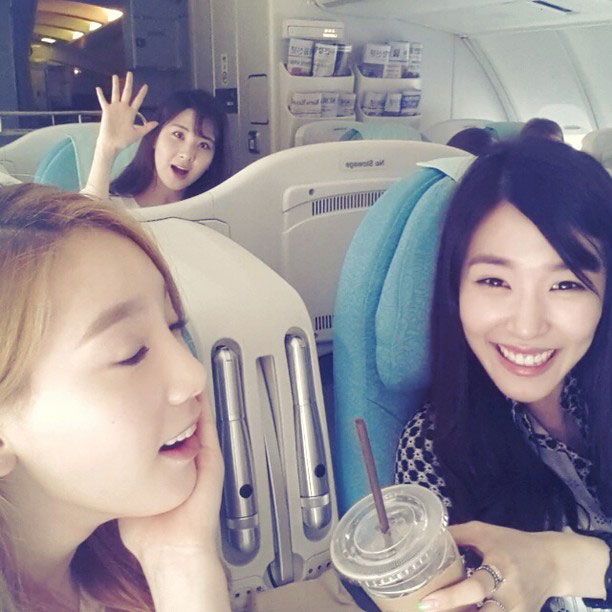 Taeyeon Instagram selca June 2013