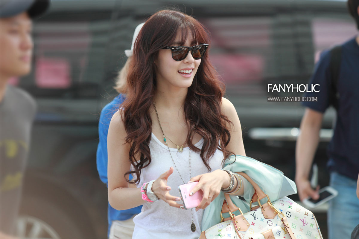 Tiffany Incheon Airport to Singapore