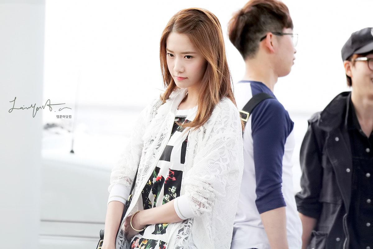 Yoona Incheon Airport 130526 My Lovely Blog