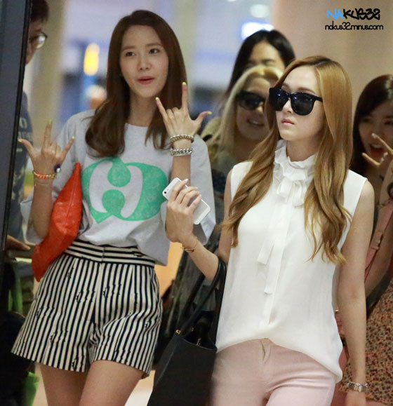 SNSD Yoona Incheon Airport photo