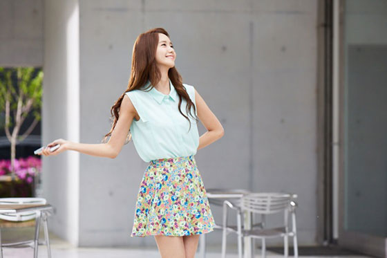 SNSD Yoona SK Telecom commercial