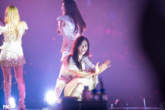 SNSD Yuri World Tour 2013 Taipei
