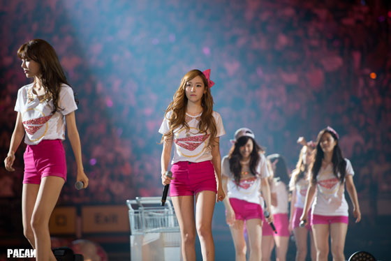SNSD Jessica World Tour 2013 Taipei