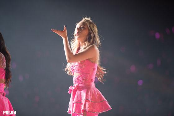 SNSD Taeyeon World Tour 2013 Taipei