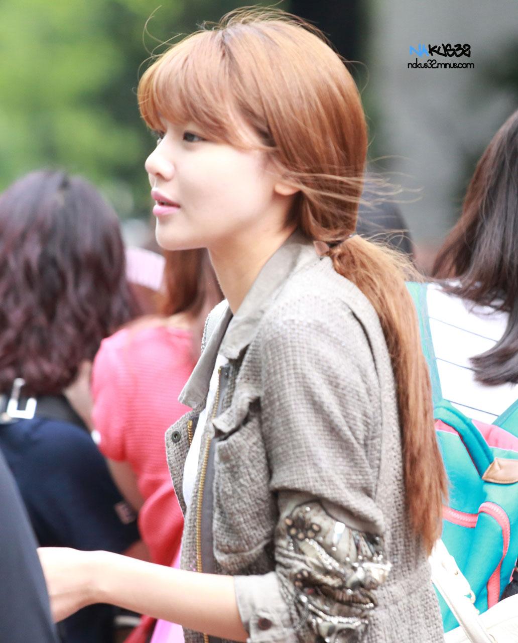 KBS Music Bank Arrival 130705