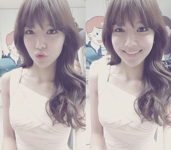 Sooyoung sends greeting to Taiwan SONE