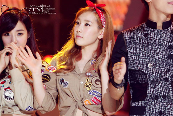 SNSD Taeyeon Korea China Music Festival 2013