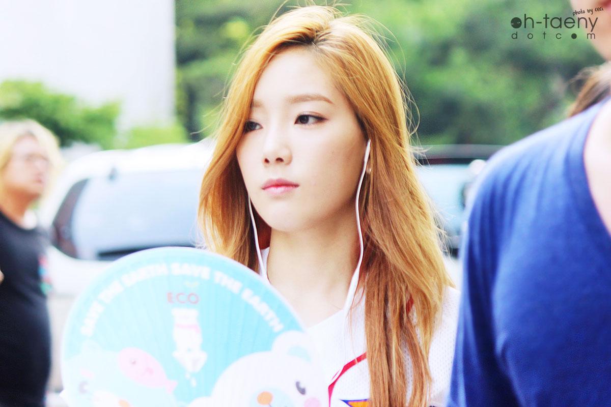 Taeny KBS Music Bank 130705