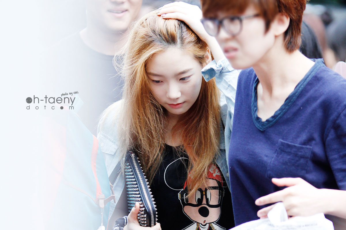 Taeny KBS Music Bank 130705