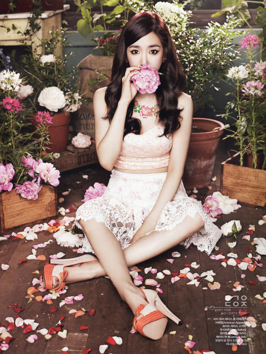 Tiffany Ceci Magazine 2013