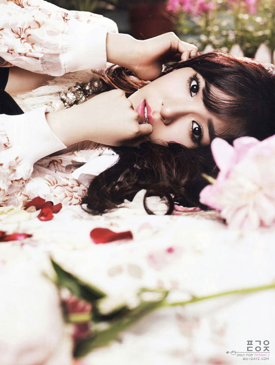 SNSD Tiffany Ceci Magazine Best of 2013