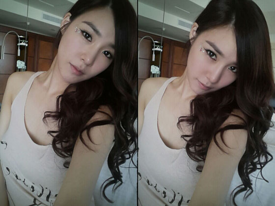 Best selca of SNSD Tiffany