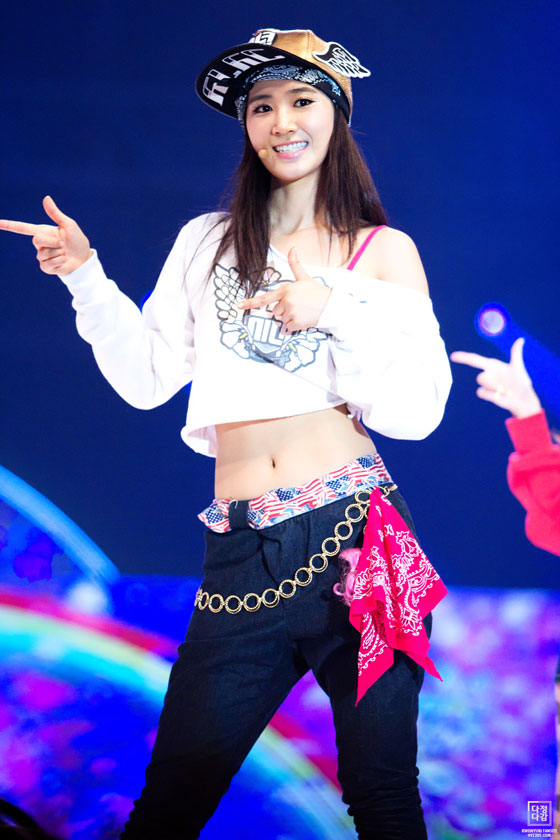 SNSD Yuri Asia Style Collection Singapore