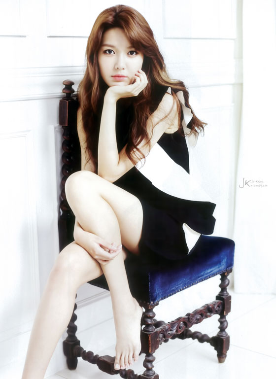 Girls Generation Sooyoung Elle Magazine