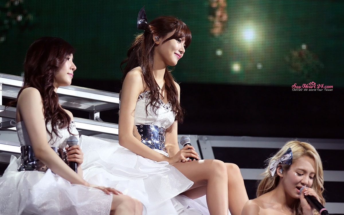 Sooyoung @ World Tour in Taiwan 2013