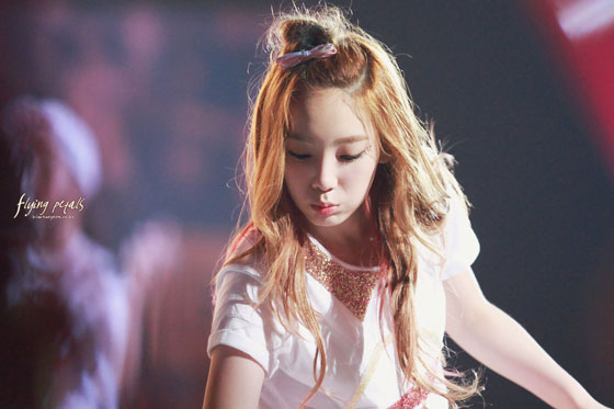 SNSD Taeyeon Girls Peace World Tour Taipei