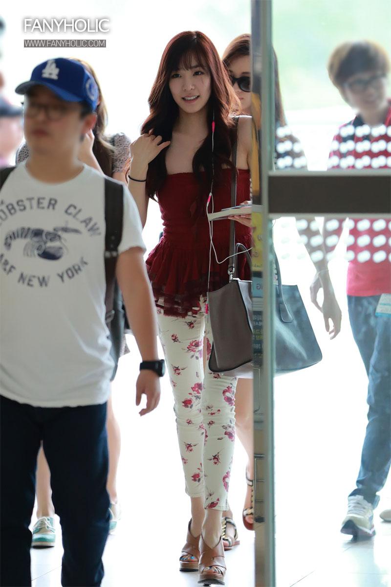 Tiffany Gimpo Airport 130806