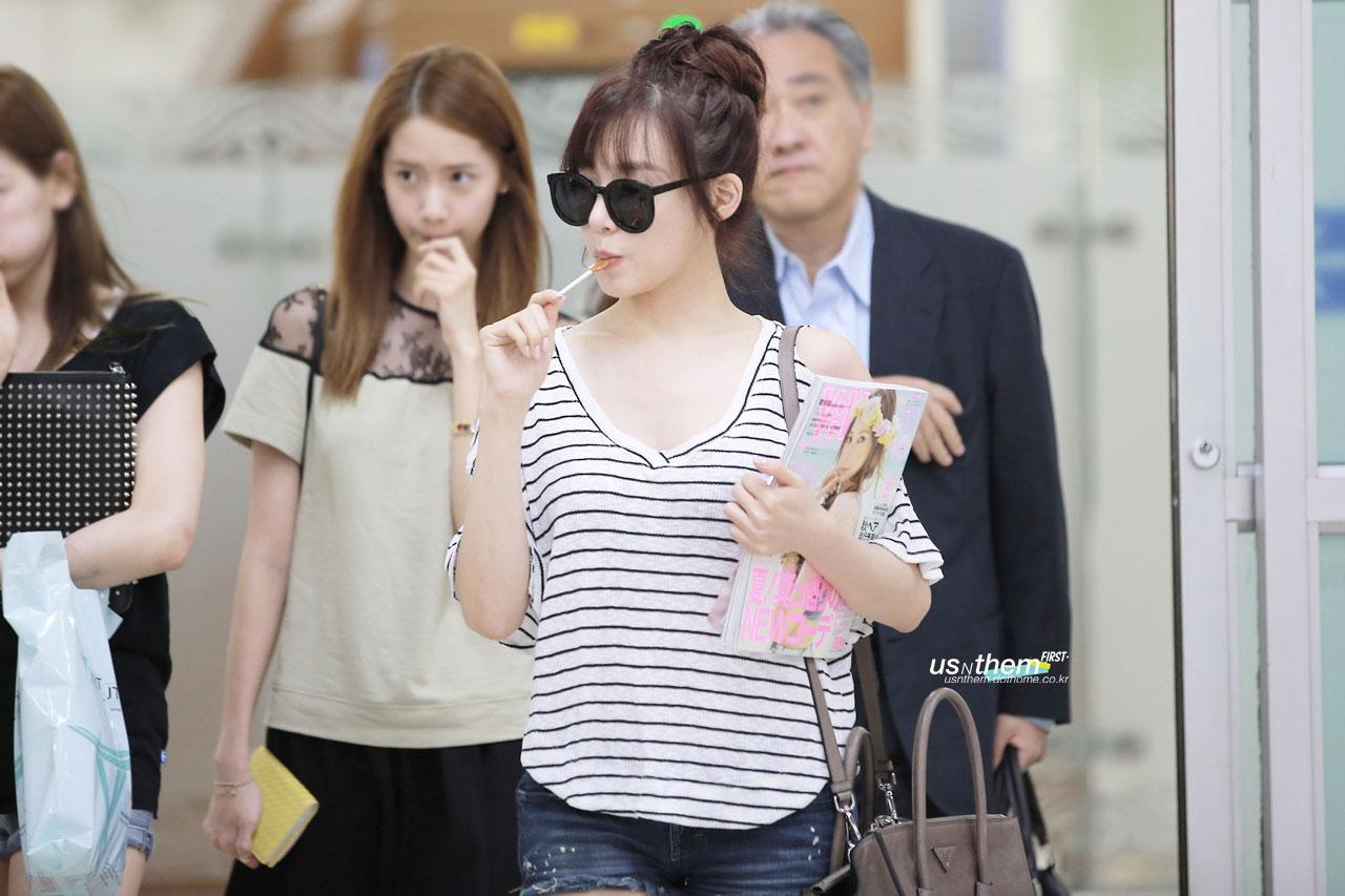 Tiffany Gimpo Airport 130807