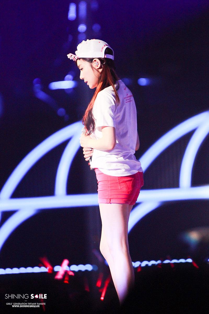Tiffany @ World Tour 2013 in Taipei