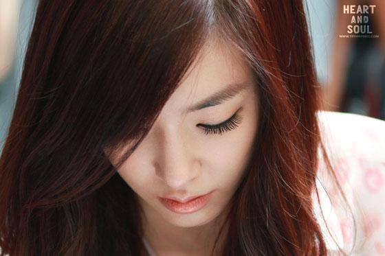 SNSD Tiffany Kio Yamato Woori eyewear