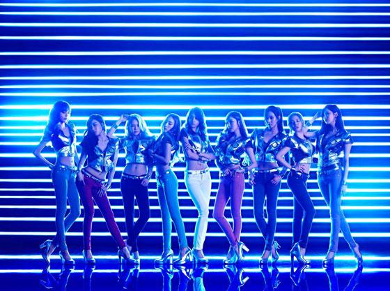 Girls Generation Galaxy Supernova