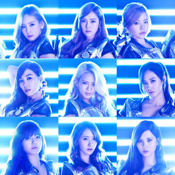 Girls Generation Galaxy Supernova Japan