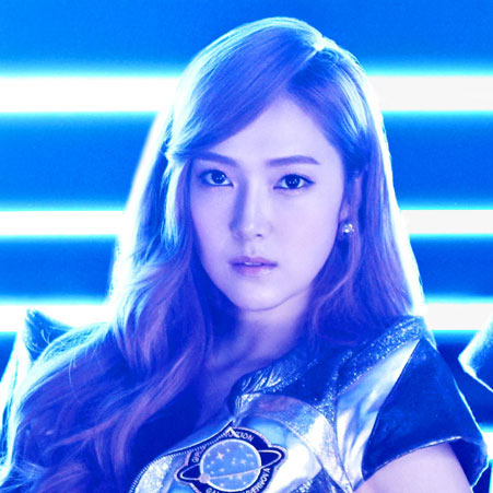 SNSD Jessica Galaxy Supernova Japan