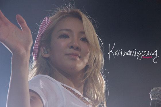 SNSD Hyoyeon World Tour 2013 Jakarta