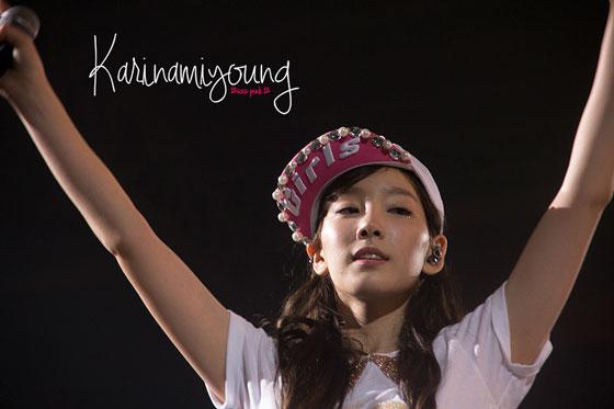 SNSD Taeyeon World Tour 2013 Jakarta