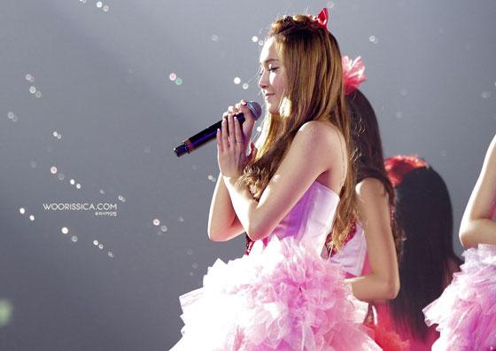 Jessica SNSD World Tour 2013 Jakarta