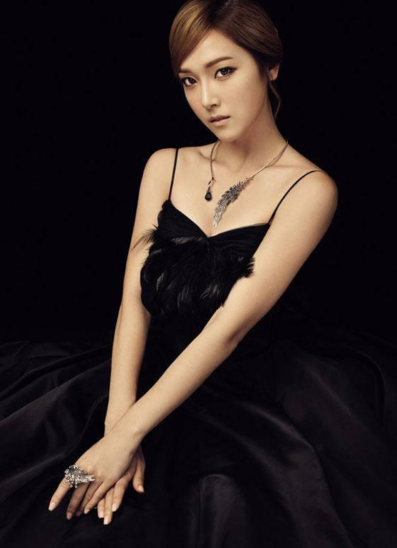 SNSD Jessica Stonehenge 2013 Masterpiece