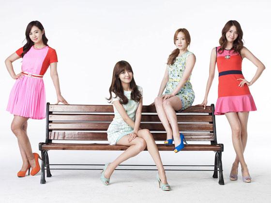 SNSD Yuri Yoona Lotte Shopping